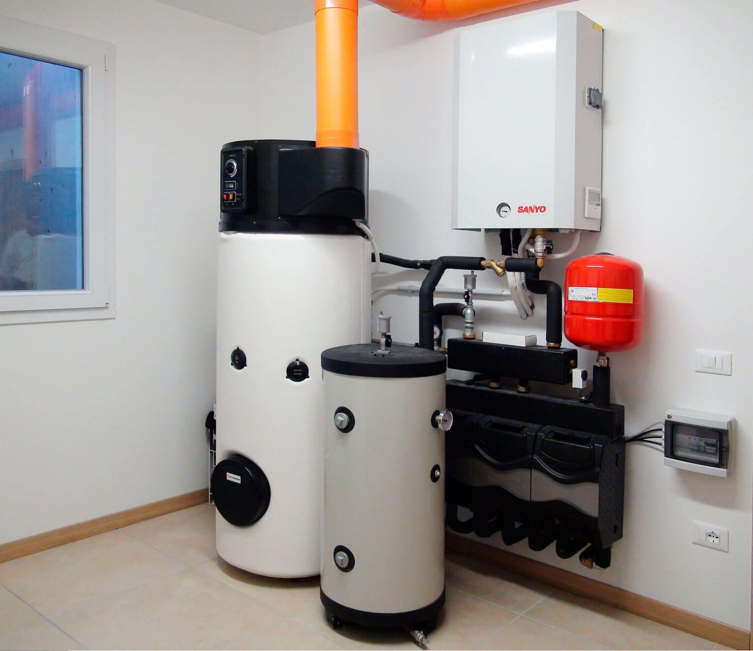 Pompa Di Calore Per Bagno pompe di calore: quando conviene l'installazione?